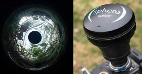 Questo esclusivo obiettivo Nikon può catturare viste a 360 gradi senza cuciture