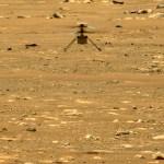 Il drone Mars Ingenuity della NASA si è quasi schiantato a causa di un problema tecnico della fotocamera