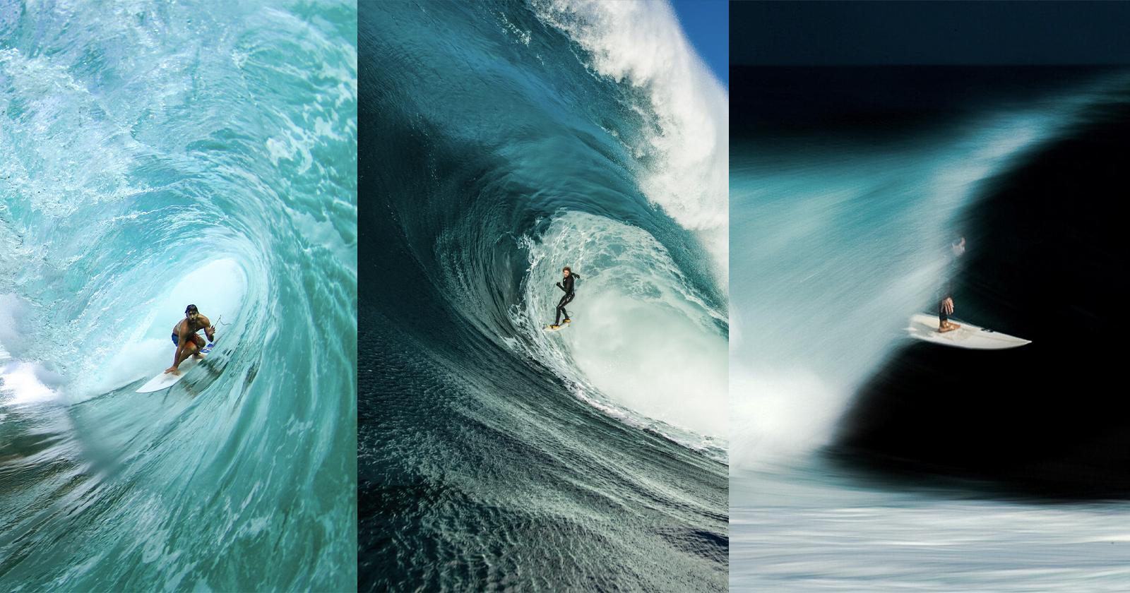 I vincitori dei premi Nikon Surf Photo and Video of the Year 2021