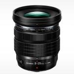 Olympus lancia l'obiettivo M.Zuiko Digital ED 8-25mm f/4 Pro