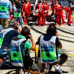 Un giorno nella vita di un fotografo di F1: dietro le quinte