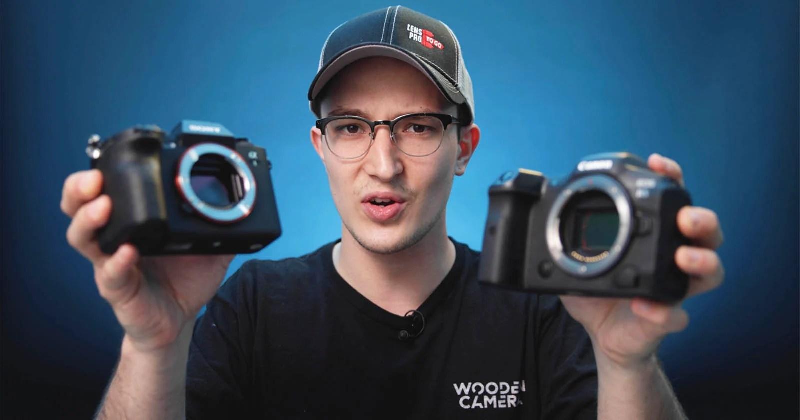 Riprese video 8K: Sony Alpha 1 contro Canon EOS R5