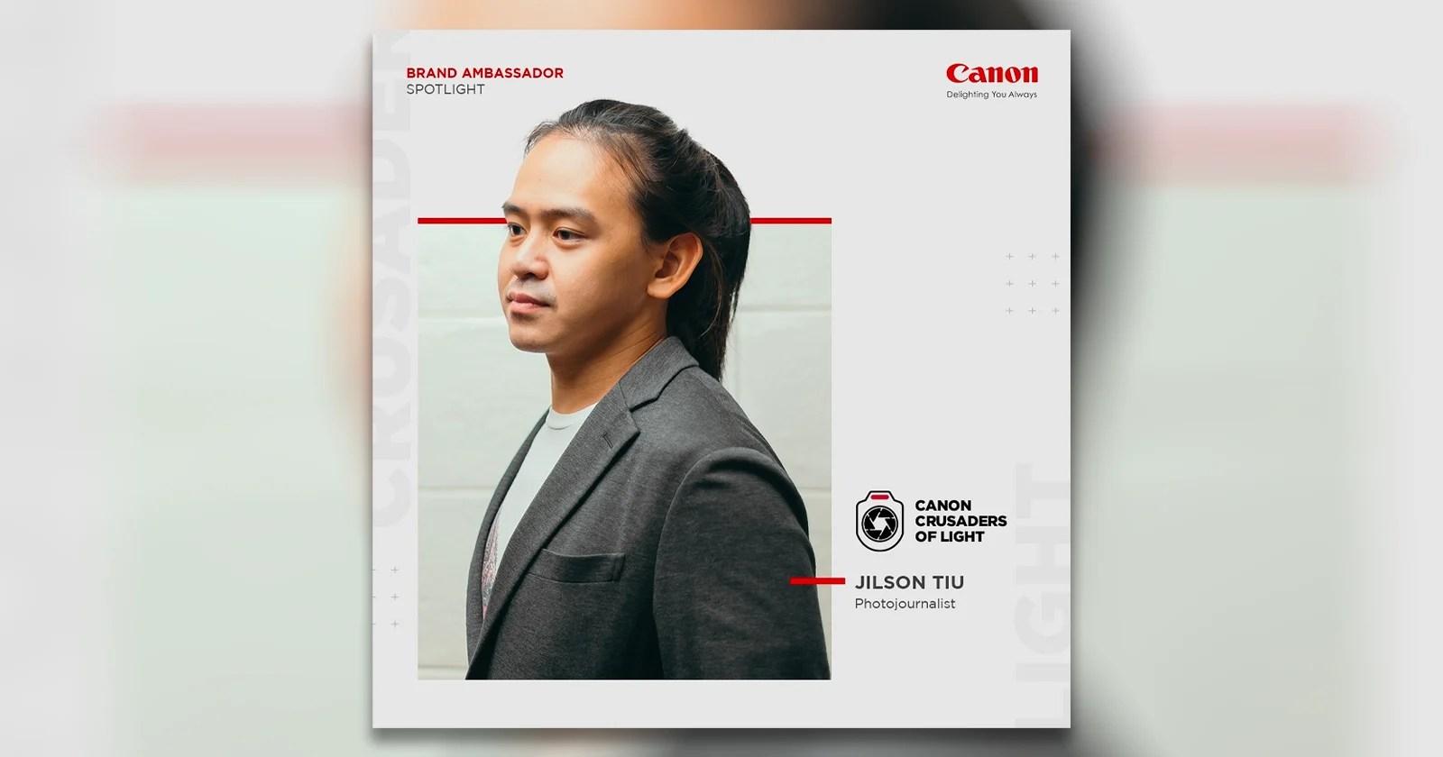 Fotogiornalista lascia Canon ambasciatore Filippine dopo il contraccolpo After