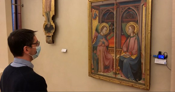 Italian Museums Are Using AI Cameras to Determine if People Like the Art