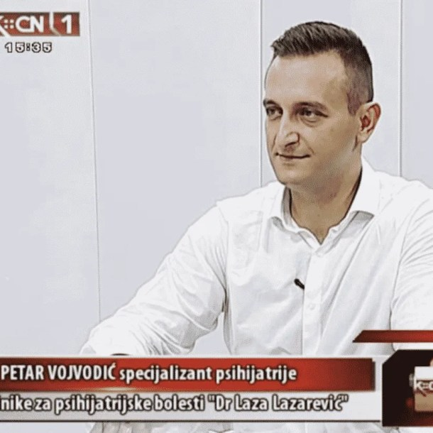 Petar Vojvodic, Psihijatar, psihoterapeut Beograd, dr Petar Vojvodic, petarvojvodic