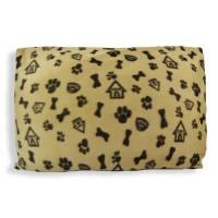 Dog House - Fleece Cushion Dog Bed  New Pet Beds Direct