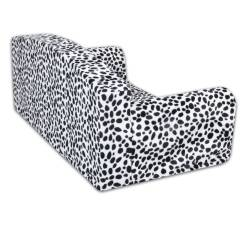 Animal Print Sofas American Leather Beds Prints Dalmation Pet Sofa Dog And Cat Bunk Cosy