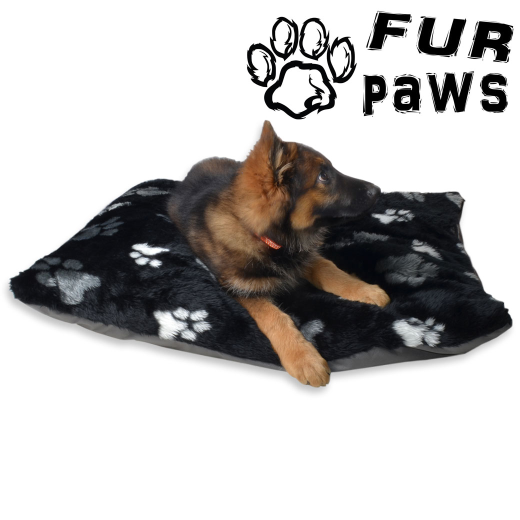 black leather sofa cushion covers charleston z gallerie fur paws - dog bed • new pet beds direct
