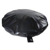 Heavy Duty Black Waterproof Circular Dog Bed  New Pet ...