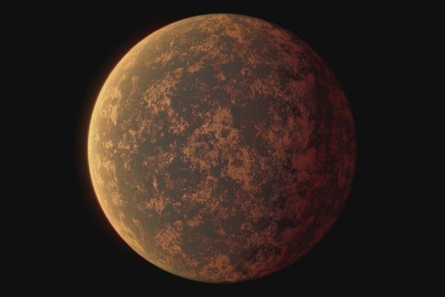 地球大小的巖石系外行星缺少大氣層 - 美國大學新聞