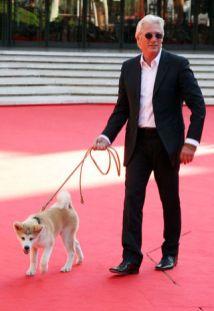 Richard Gere e o Cachorro Hachiko
