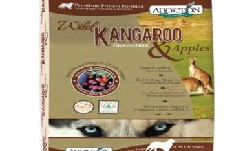 Addiction dog food packet
