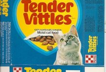 Tender Vittles Semi Moist Cat Food