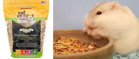 Dwarf Hamster Food List - Vitakraft Vita Prima Formula