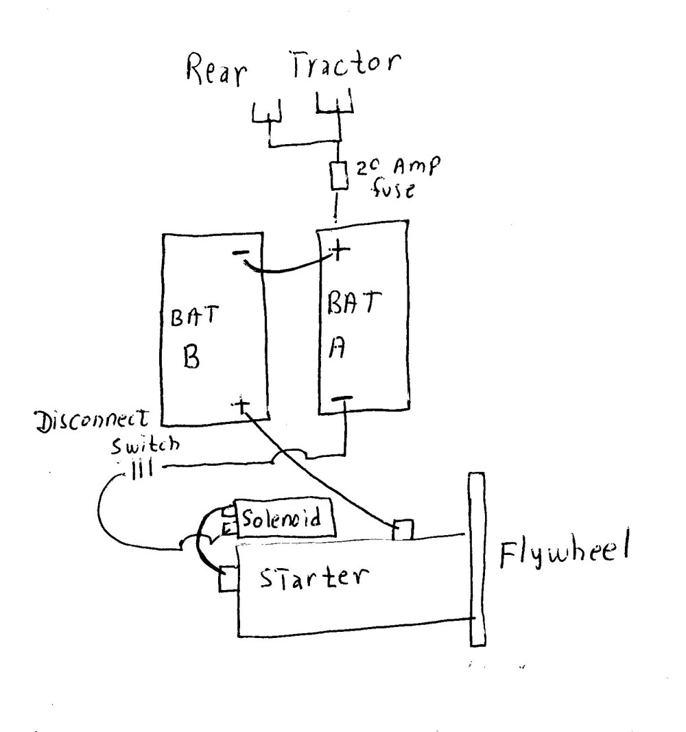 medium resolution of desiel 3 post solenoid wiring diagram