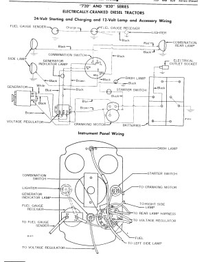 Wiring Diagram For John Deere 830  Get Wiring Diagram