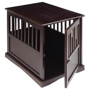 Casual-Home-Pet-Crate-End-Table