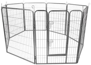 Oxgord-Heavy-Duty-Yard-Playpen