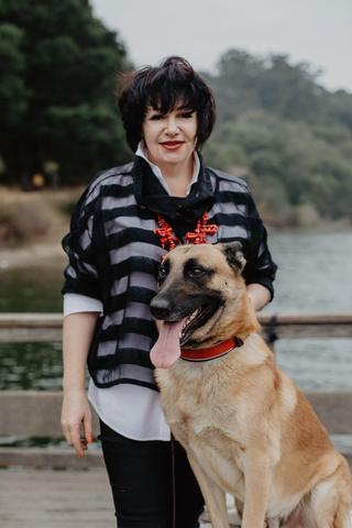Natalia Movchan Pet Cater founder