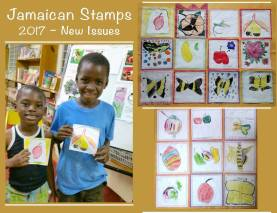 Jamaican Stamps