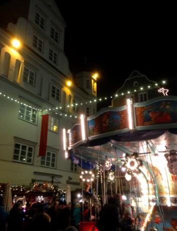 ตลาดคริสมาสต์ในเมือง Kempten