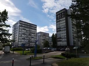 อาคารที่พักอาศัยแถวๆบ้านของโฮสต์