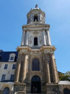 Église Saint-Melaine