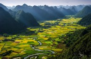 Bac Son Valley, Vietnã - Foto: Hai Thinh