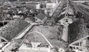 Inauguração do sambódromo - praça da apoteose