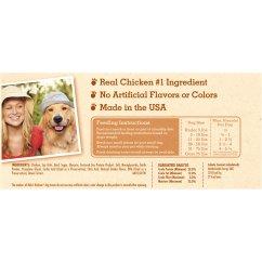 Milos Kitchen Clean The Games Milo S Chicken Meatballs Dog Treats Petco