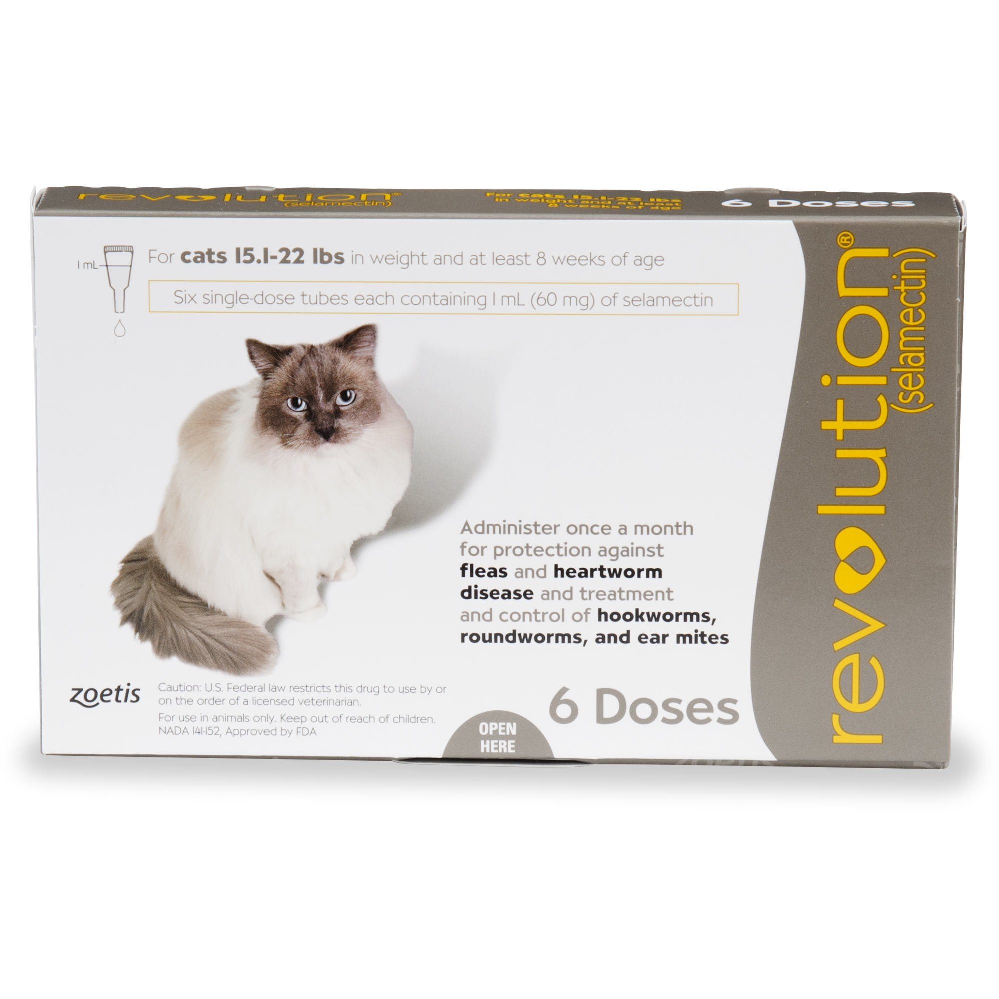 Revolution Flea And Tick For Cats Side Effects