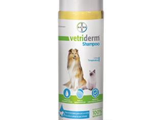 Bayer Vetriderm Shampoo Terapéutico para Perro y Gato