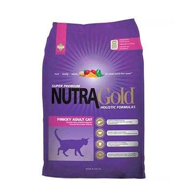 nutra gold finicky