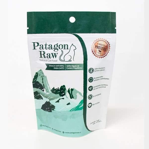 patagon raw gato cordero