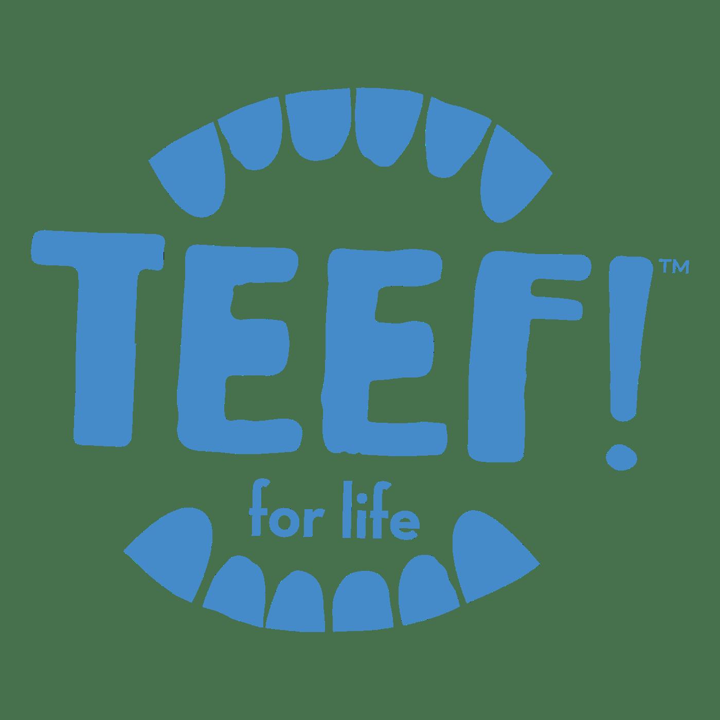 TEEF LOGO_Logo Teef Blue