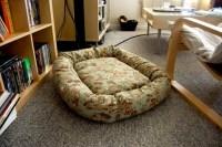 DIY Doughnut Dog Bed - petdiys.com