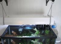 Diy Fish Tank Light Hanger - Onvacations Wallpaper