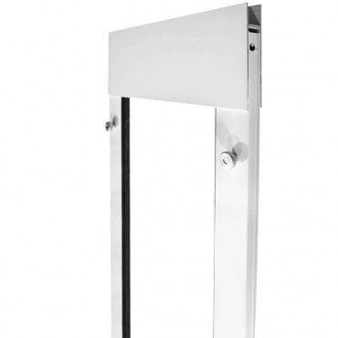 thermo patio panel 2e microchip sliding glass pet door