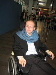 at Stockholm airport, October 2007