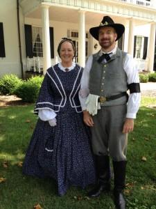 General & Mrs. D.H. Hill