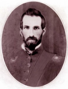 Lt. Colonel John Thomas Ellis