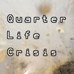 Quarter life crisis cake explosion