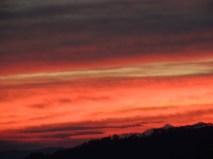 Chinchero Sunset