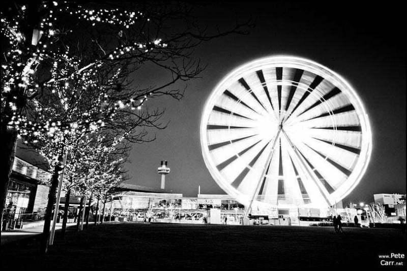 Liverpool One Wheel - III