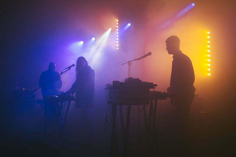 Darkstar in the Garage at Liverpool Sound City 2013