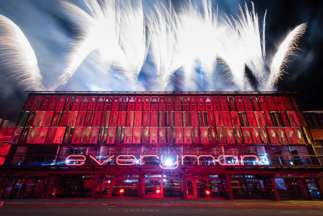 Liverpool Everyman re-opens