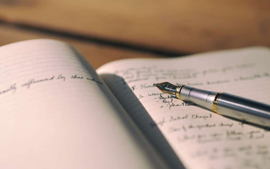 How to start a journal, and why you should