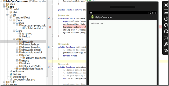 WorkingAndroidStudio