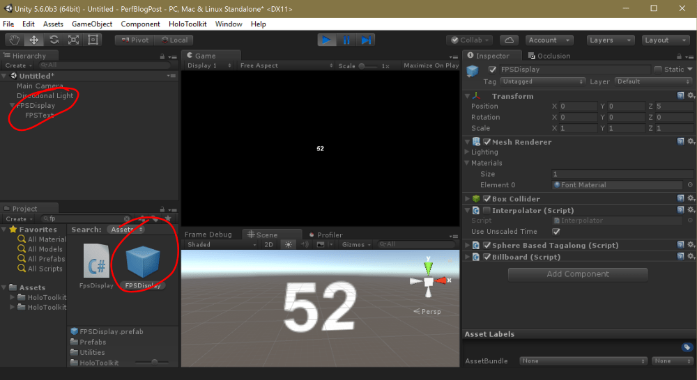 HoloLens–The Path to 60fps – Pete D