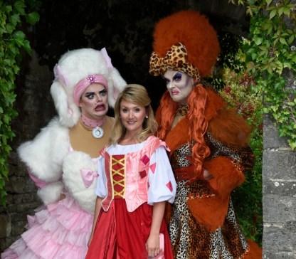 Cinderella Ugly Sisters Swindon